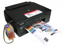 Выпущена СНПЧ WWM IS.0132 для струйного принтера Canon Pixma GM2040