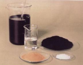Особенности применения совместимых пигментных чернил для струйной печати