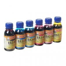 Заміна стандартних водорозчинних чорнил у СНПЧ чорнилами з підвищеною світлостійкістю