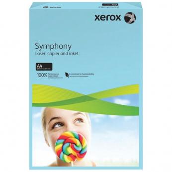 Бумага офисная Xerox SYMPHONY Myd двухсторонняя 80г/м кв, A4, 5х50л (496L94183) цветная