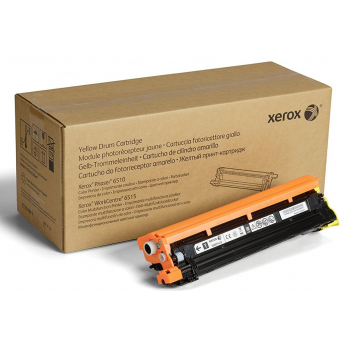 Копи картридж Xerox для Phaser 6510N/WorkCentre 6515N/6515DN Yellow (108R01419)