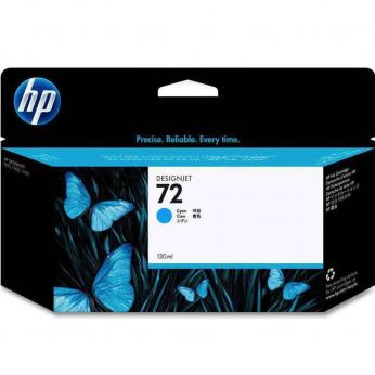 Картридж HP для DesignJet T610/T1100/T1120 HP 72 Cyan (C9371A)